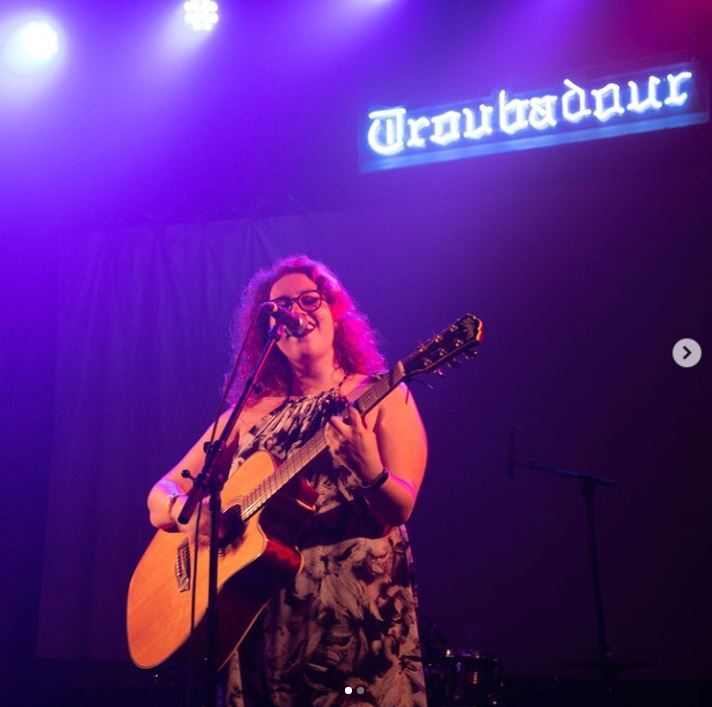 Troubadour Debut!
